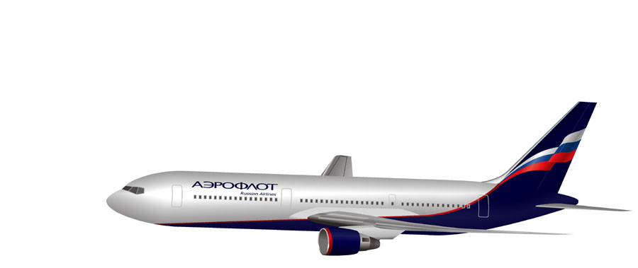Aeroflot Russian Airlines. aeroflot russian airlines