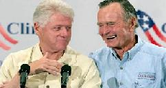 That's why President Bush has asked us to lead the Bush-Clinton Katrina Fund. This fund will serve as an umbrella organization for the three special funds established by Governors of Alabama, Louisiana and Mississippi and will focus on collecting donations to assist in the long-term recovery plan for the states affected by this terrible tragedy.