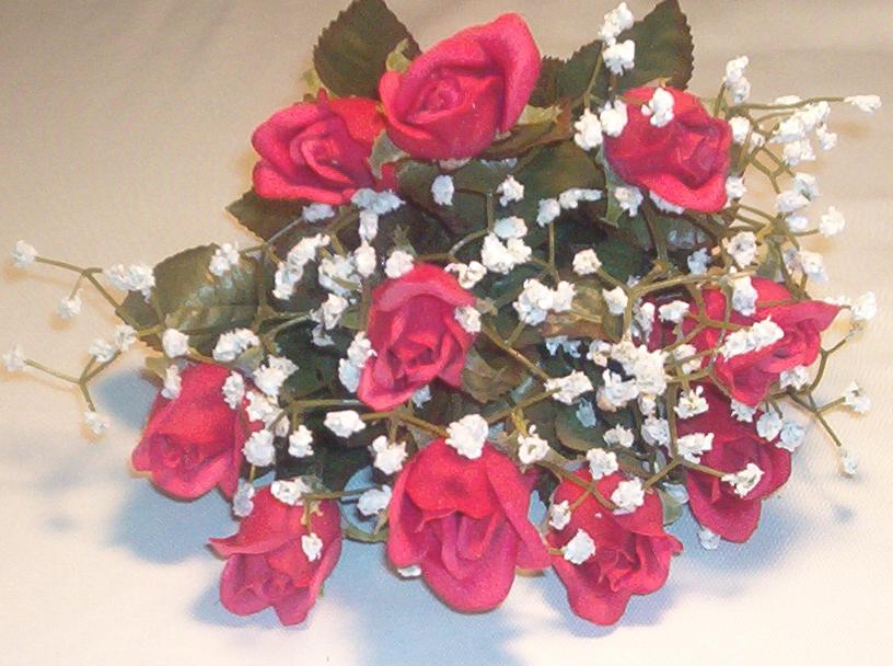 Budget wedding party rental llc silk flowers mightylinksfo