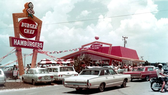 High Point Restaurant Niles Ohio