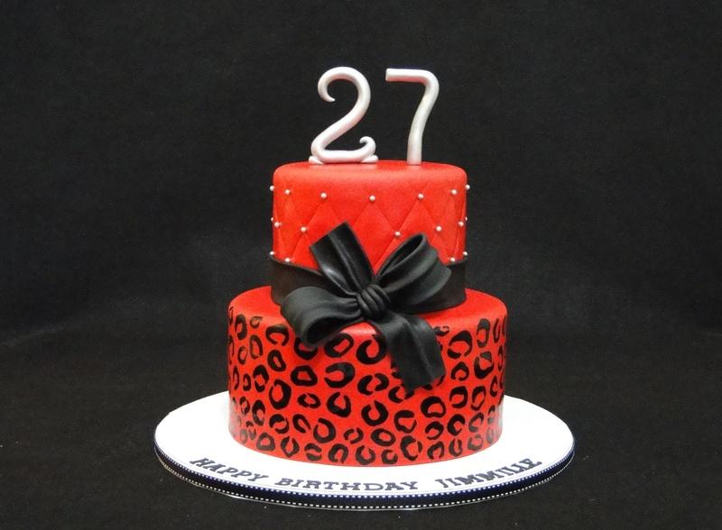 Birthday Cakes - Cakes By Elisa