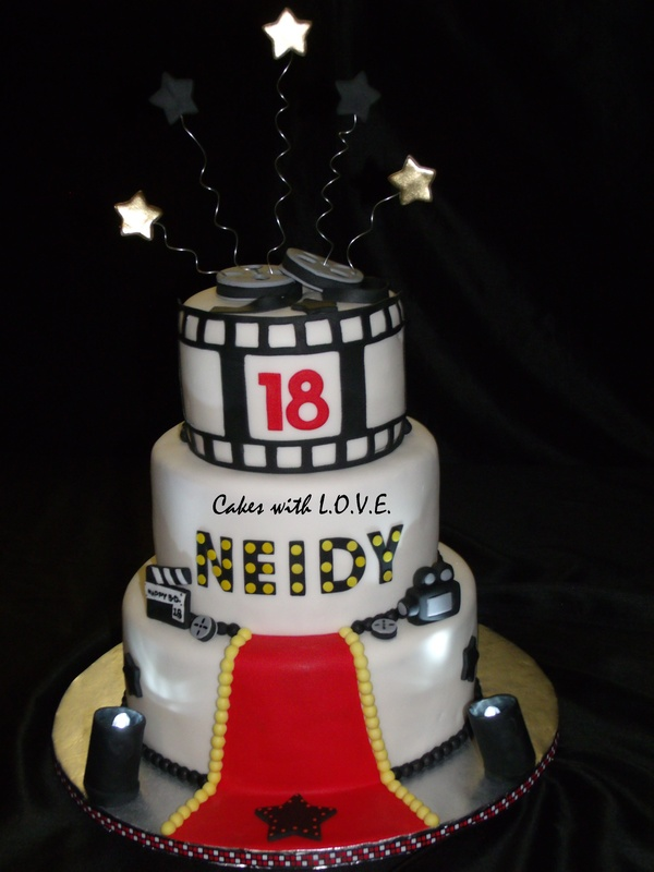 Red Carpet Cake Images : Name Red Carpet Cake Ideas and Designs