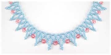 Basic Net Necklace 2