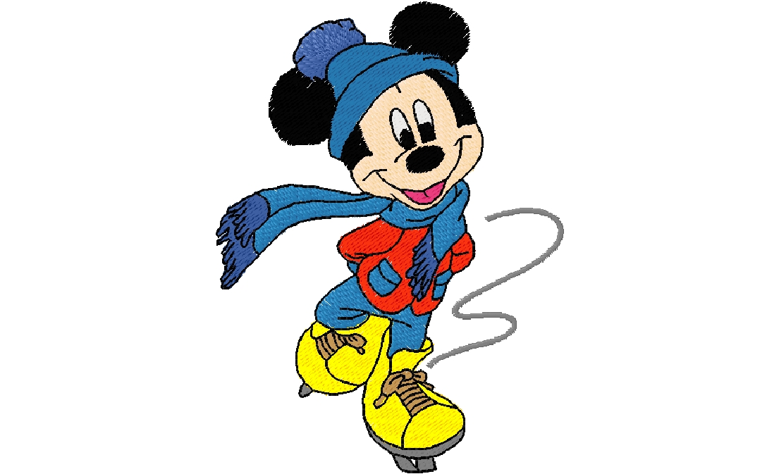 Free Embroidery Designs Daily » Free Mickey Mouse Ears Machine