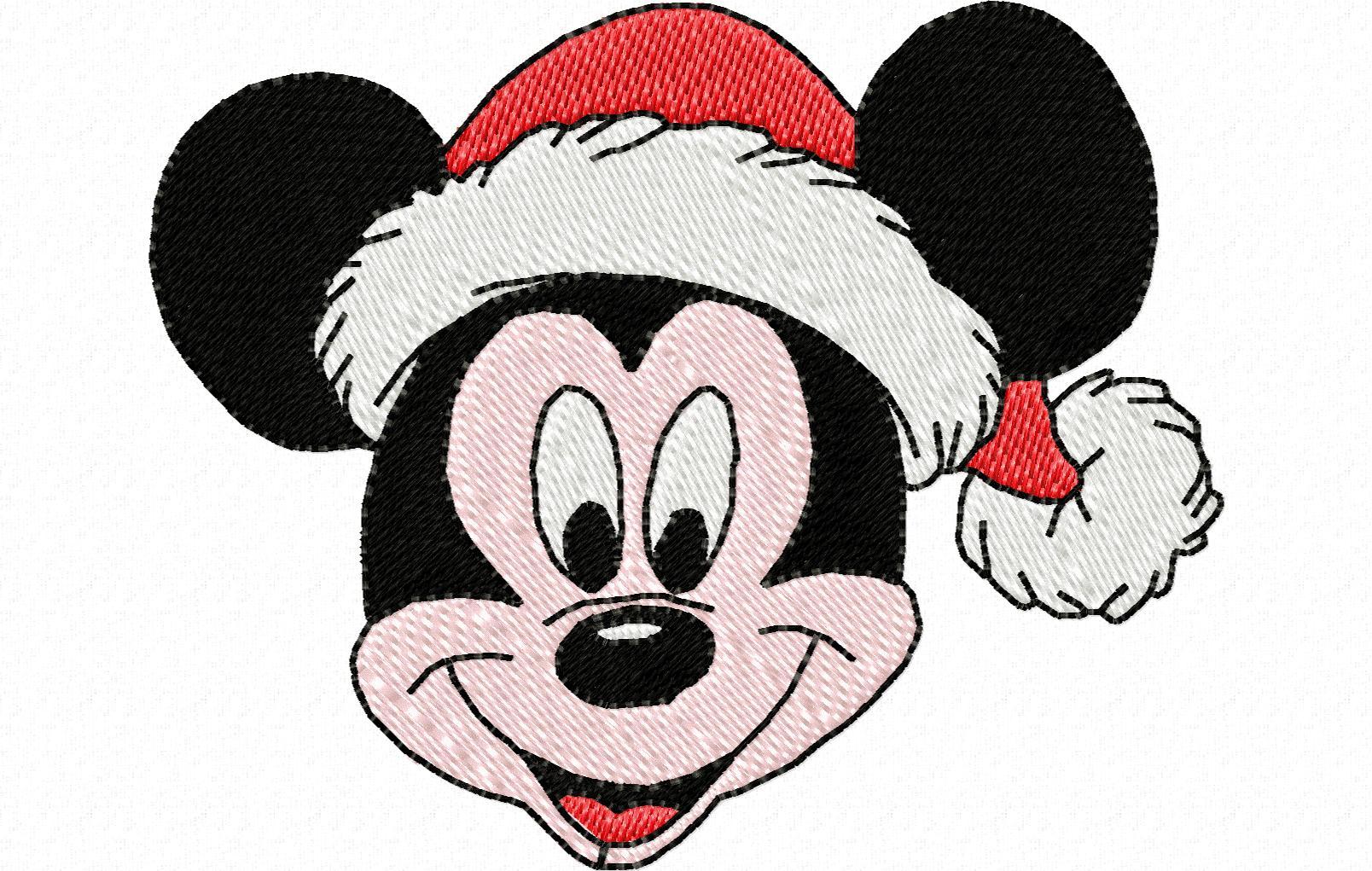 Mickey Birthday Embroidery Design Joy Studio Design