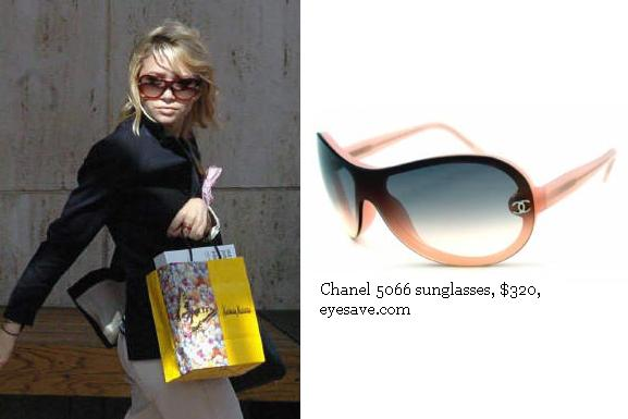 Discount Chanel Sunglasses - 5066 :  ashley olsen sunglasses trendy on sale