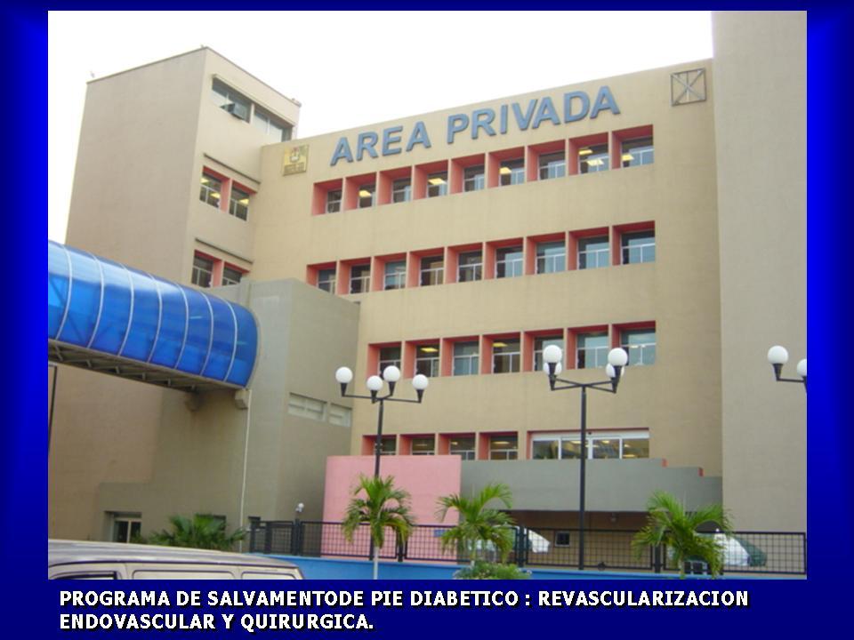 Centro de Prevencion y Salvamento de Pie Diabetico SAN
