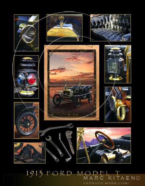 Classic Cars Model T