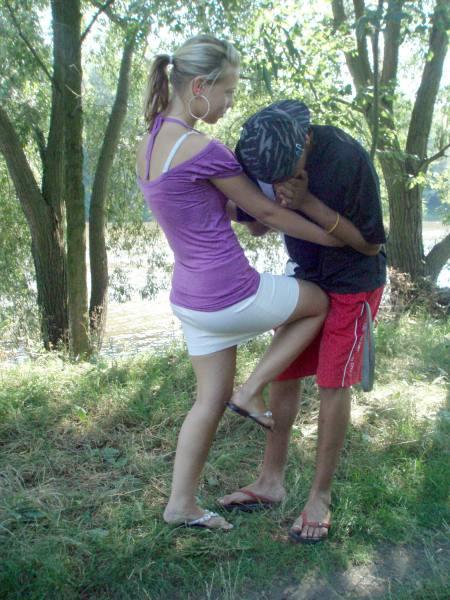 Teen Girls Self-defense