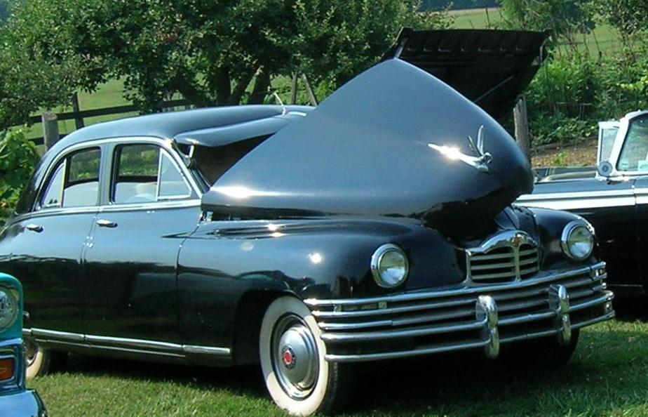 1948 Packard 4 Dr Sedan