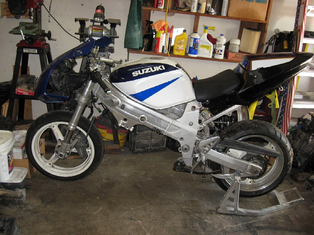 Is this for real?  2011 TL1000R