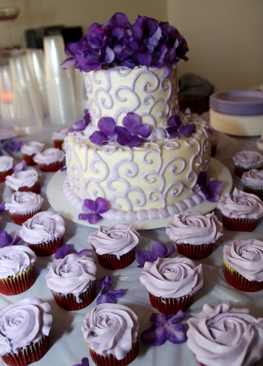 Two Tiered Bundt Cake Ideas And Designs