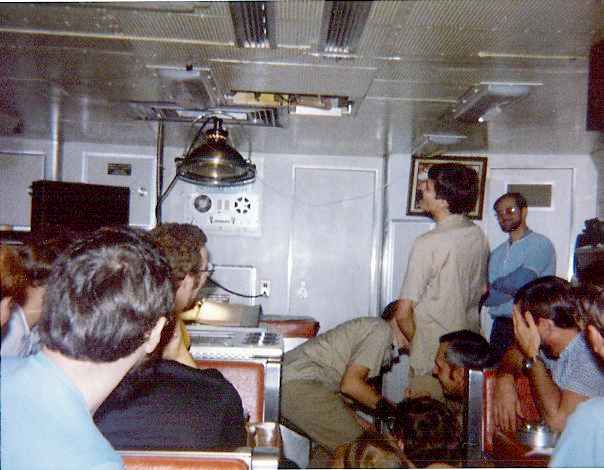 Halfway Night - USS Casimir Pulaski (SSBN-633)