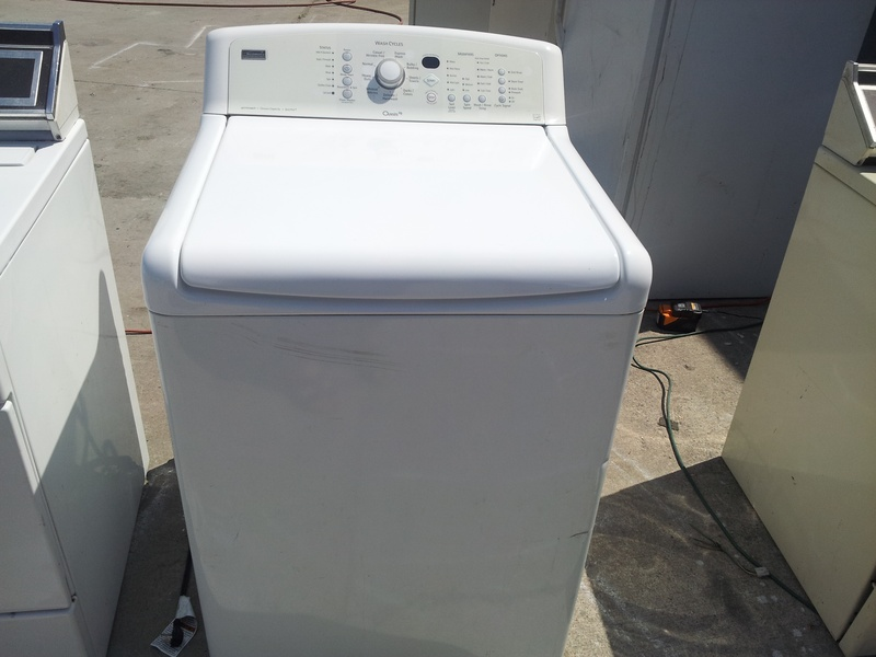 kenmore calypso washing machine