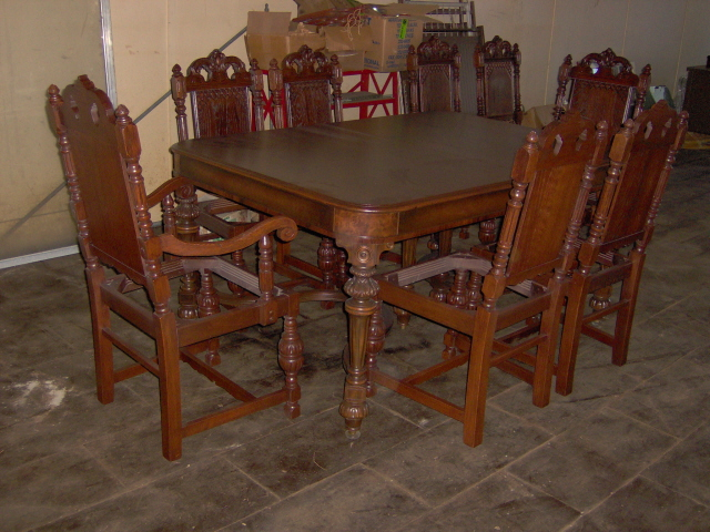Dining table dining table refinishing ideas for Furniture repair homestead