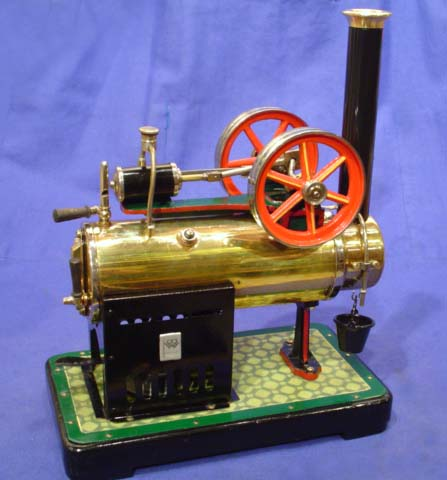 IndianaRog and the Temple of Steam   Miniature steam engines by Jensen