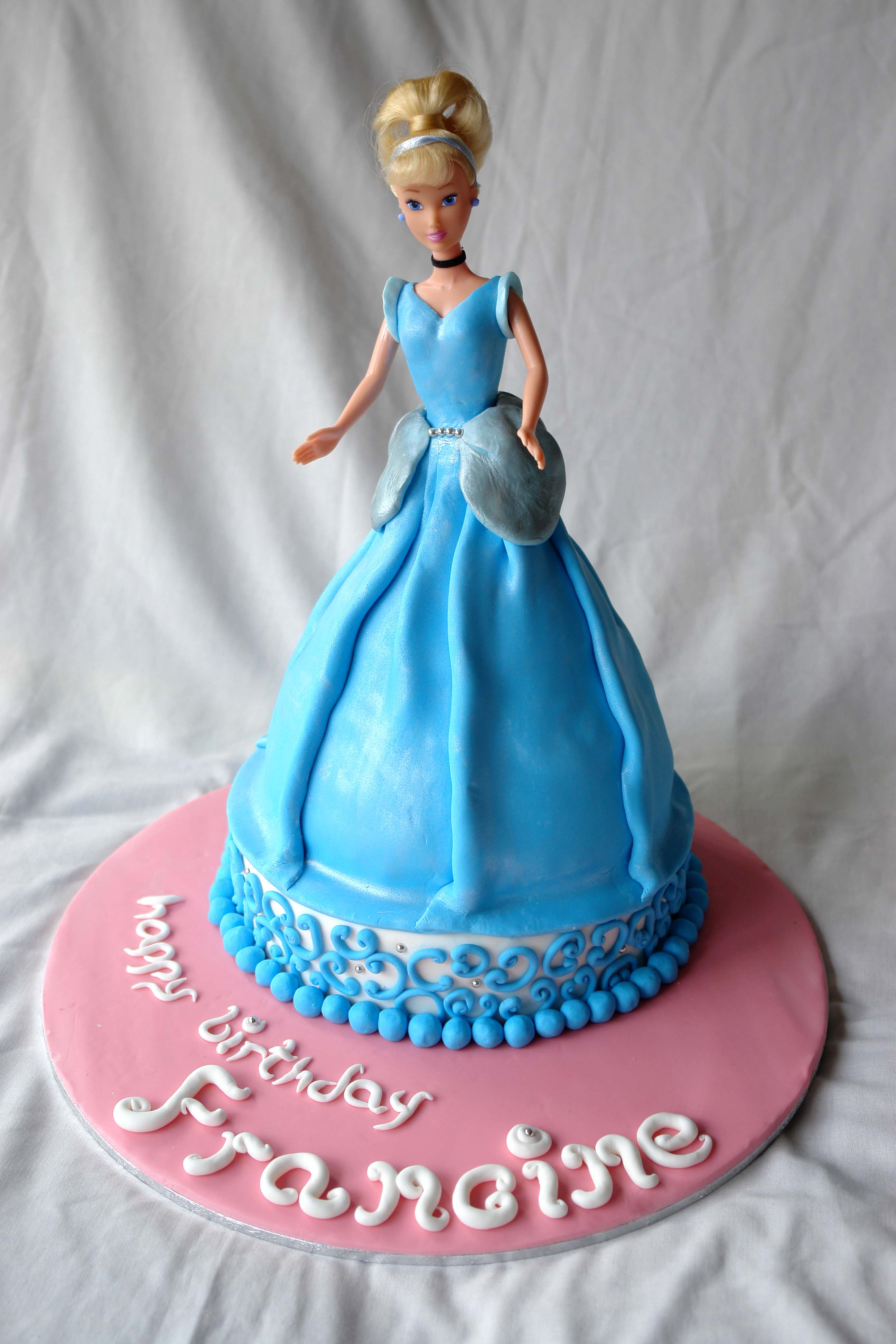 Princess Doll Cake Pictures : Princess/Doll cake - Its A Cake Thing