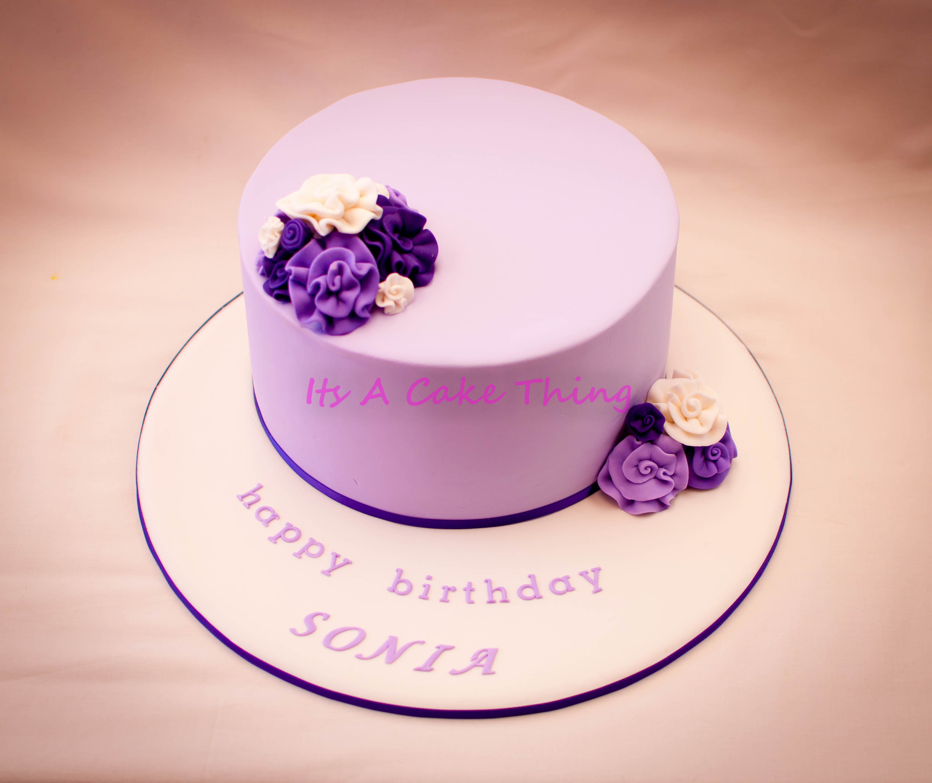 Quot Sonya Quot Its A Cake Thing
