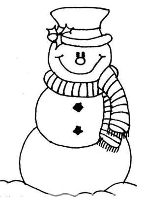 Winter Abc Webart