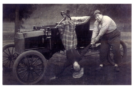 Simple Life - Looking for Mabel Normand