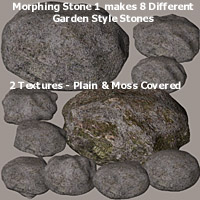 Free Morphing Stone by mapps