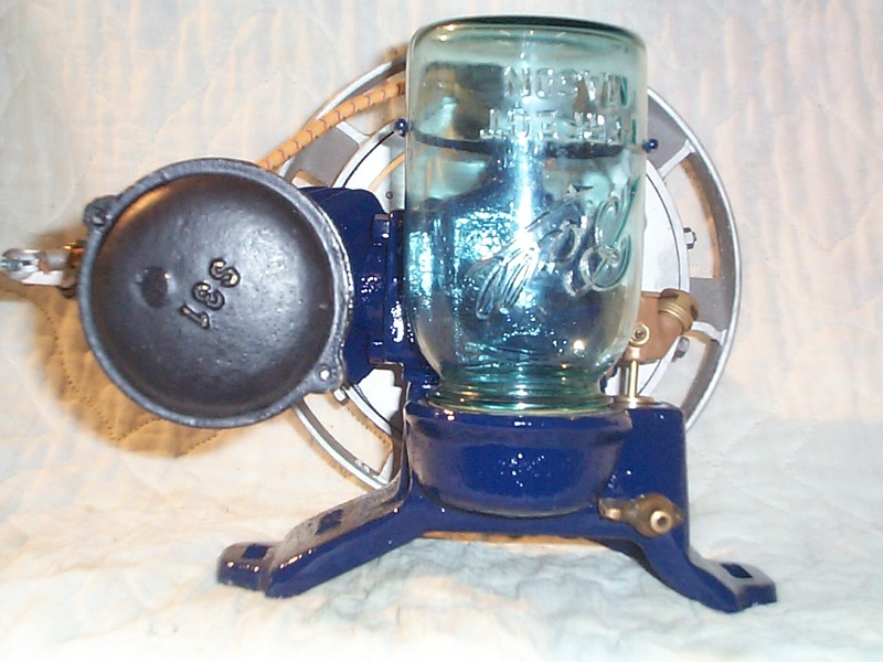 reproduction maytag fruit jar