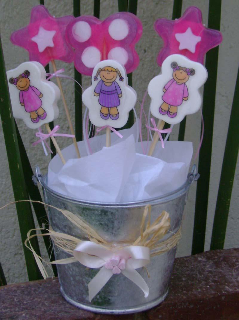 Centros mesa para boda bautizo primera union fiesta - Decoracion primera comunion ...