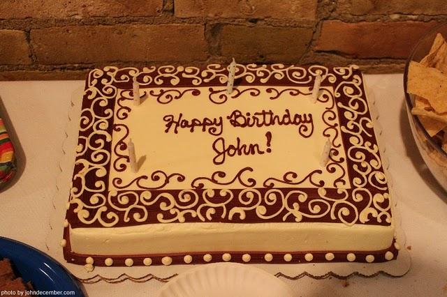 Birthday Cake Image For John : John s Birthday Cake - Astor Street Studios - Dance ...
