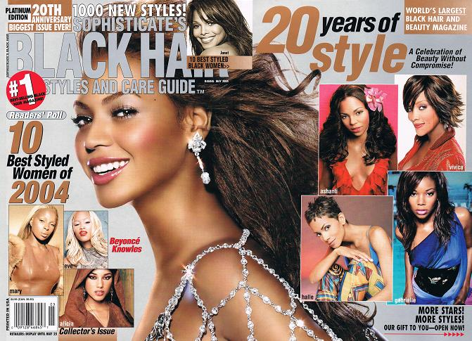 Sophisticate's Black Hair Styles & Care Guide