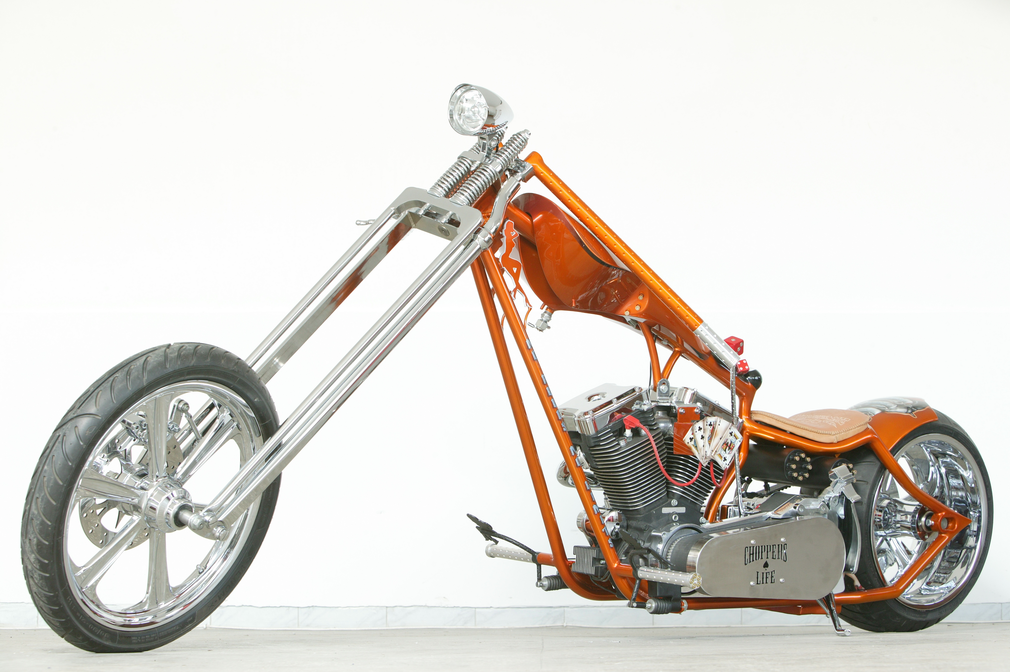 Custom Street Bike Chopper 4064 x 2704 · 4199 kB · jpeg