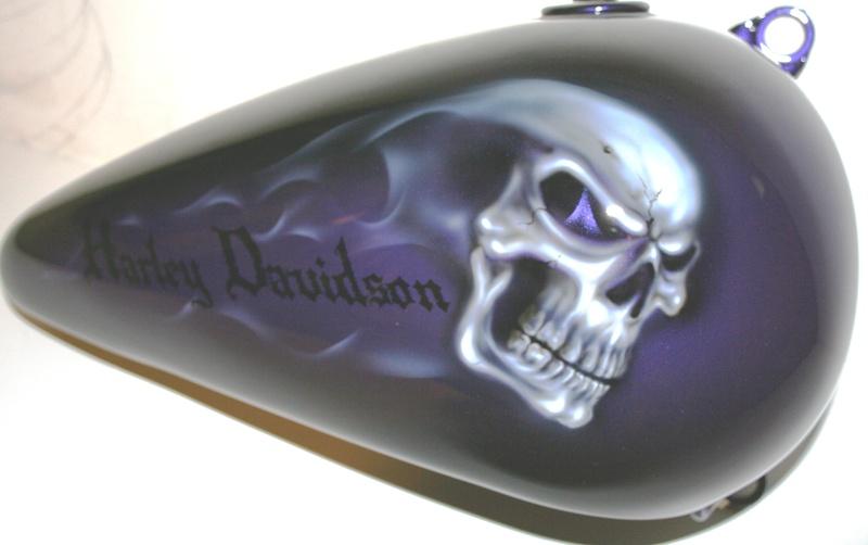 Skull Harley-Davidson Custom Paint 800 x 502 · 82 kB · jpeg