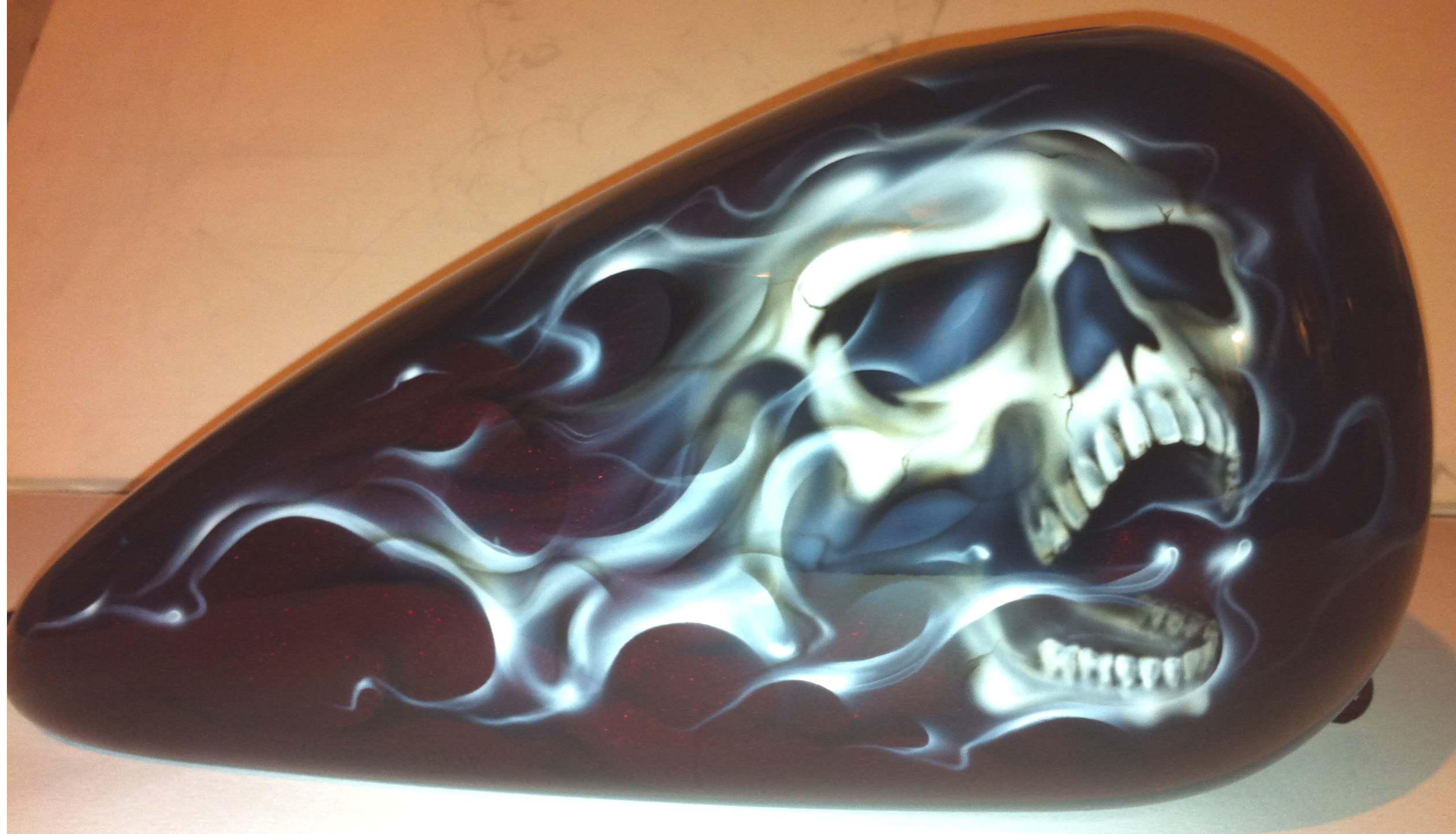 Skull Paint Jobs On Motorcycles 2520 x 1444 · 1588 kB · jpeg
