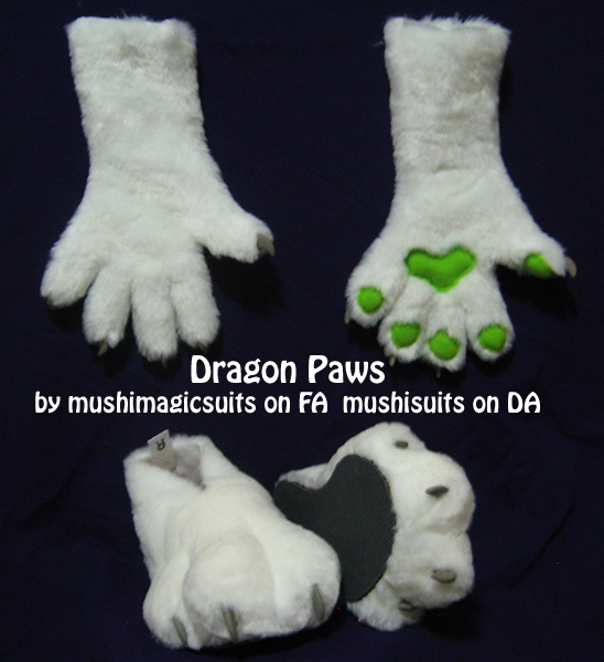 Dragon Paws 2011