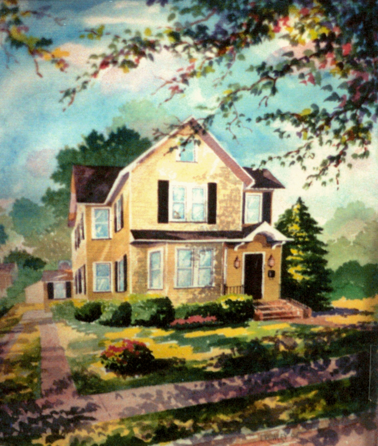 house portraits gallery