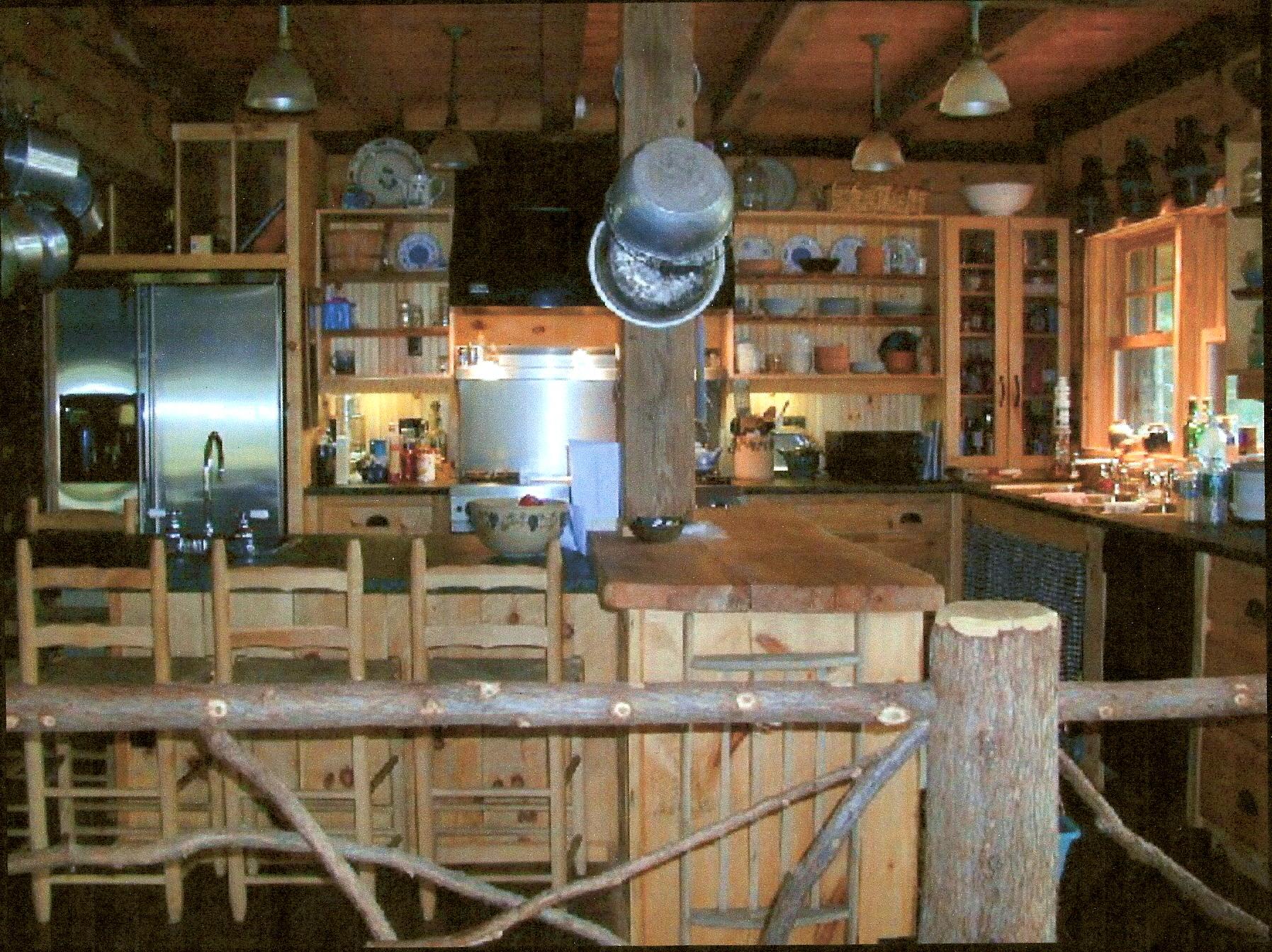 Simple native kitchen design - A Really Fun Design Project