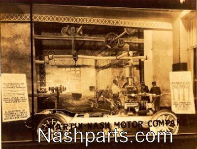 1928-29, Martin-Nash Motor ...