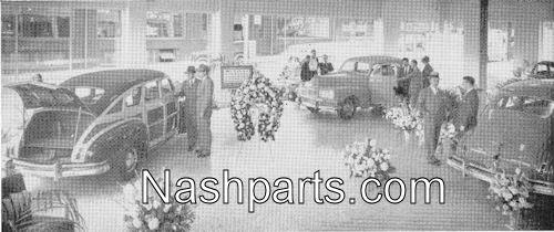 1954-56, Downing Nash, Inc. ...