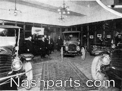Havekost nash dealerships ny for Motor vehicle in brooklyn