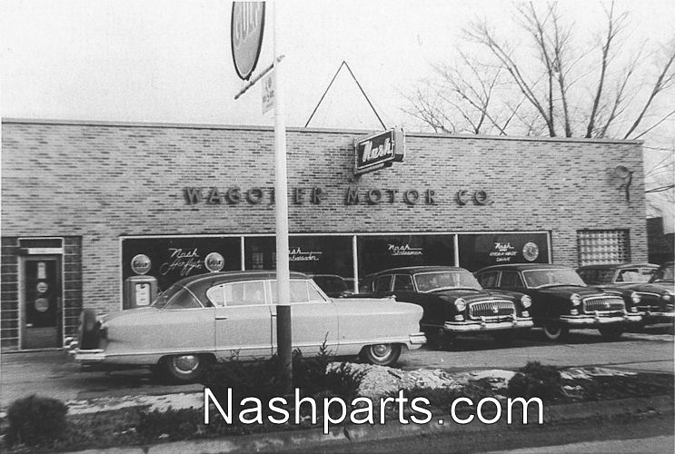 Havekost nash dealerships il in for Lincoln motor company lincoln maine