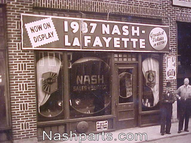 Havekost Nash Dealerships Ma