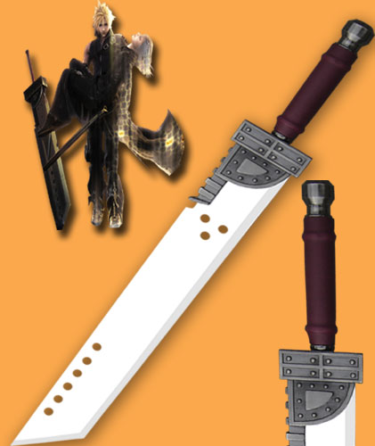 Buster Sword Replica Northstar collectibles, swords and discounts the ...