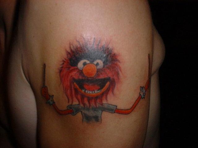 Drummer Tattoo Designs