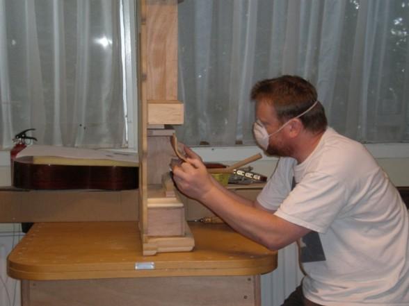 lange zaagsnedes maken in plaat hout