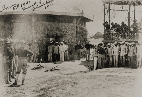 Philippine-American War, 1899-1902