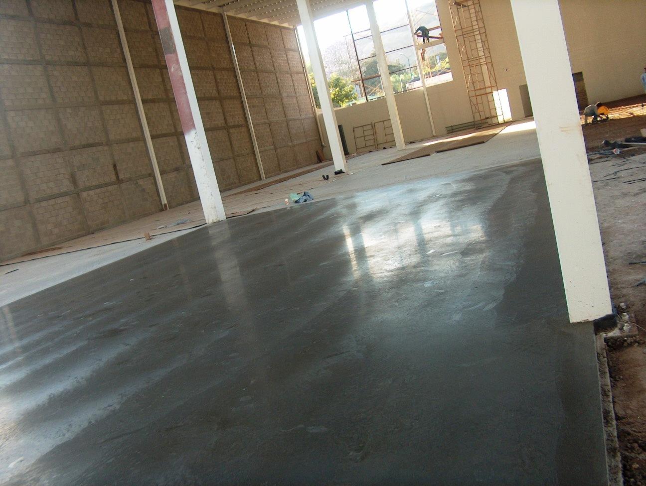 Galeria de imagenes pisos de concreto - Como limpiar piso de cemento pulido ...
