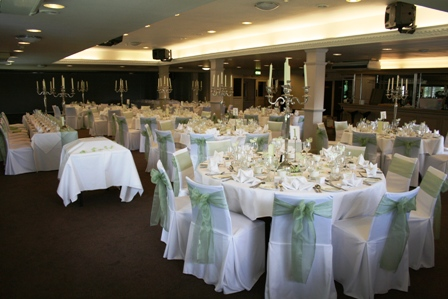 Aston Hall chair covers