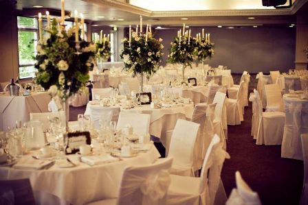 Aston Hall hotel weddings