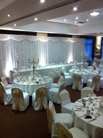 Clumber Park Hotel wedding