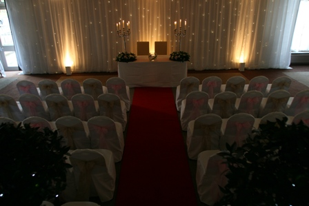 Clumber Park civil ceremony