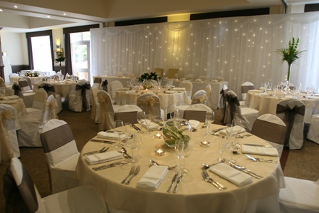 Clumber Park hotel chair covers